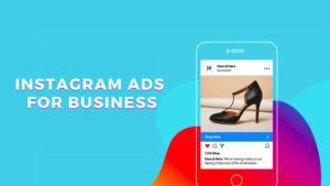 instagram for a business